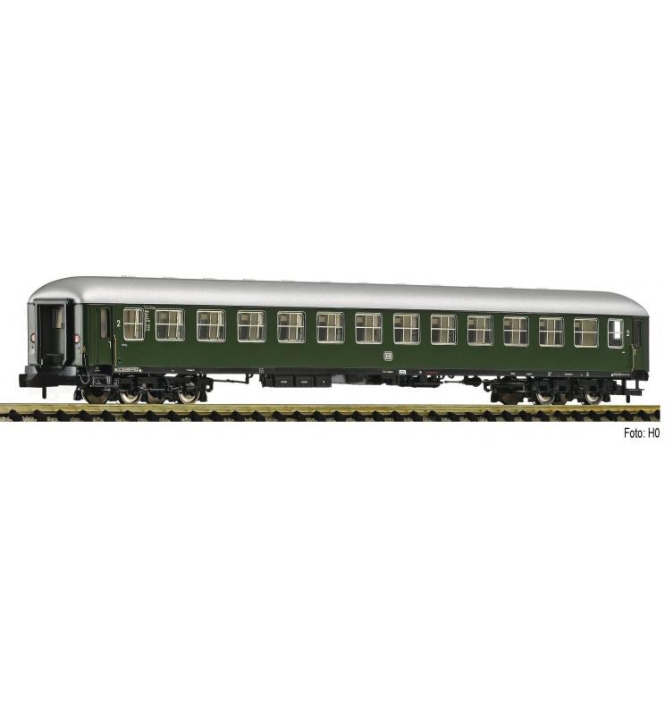 Fleischmann 863922 - 2nd class express train coach type B4üm DB
