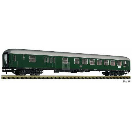 Fleischmann 863924 - 2nd class express train coach with luggage compartment, type BD4üm DB