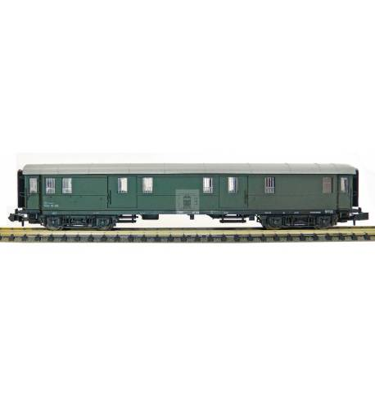 Fleischmann 862901 - Fast train baggage coach D4üh ÖBB