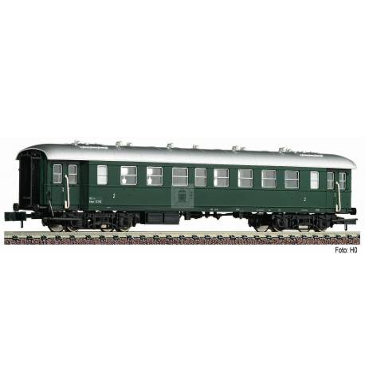 Fleischmann 867711 - 2nd class fast train coach B4ipüh ÖBB