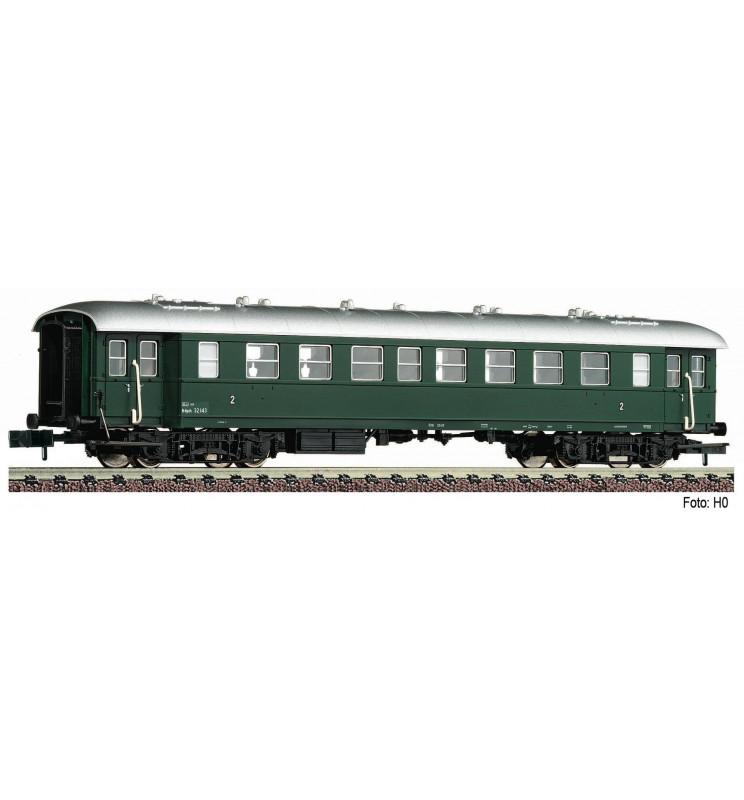 Fleischmann 867712 - 2nd class fast train coach B4ipüh ÖBB