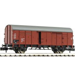 Fleischmann 831407 - Boxcar type Gbk DR