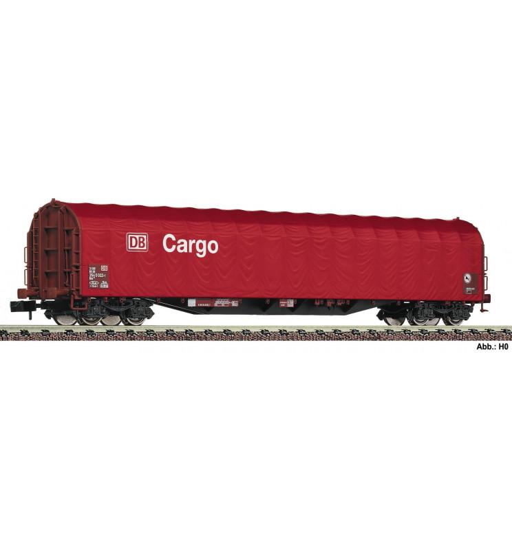 Fleischmann 837703 - Sliding tarpaulin wagon Rils DB AG