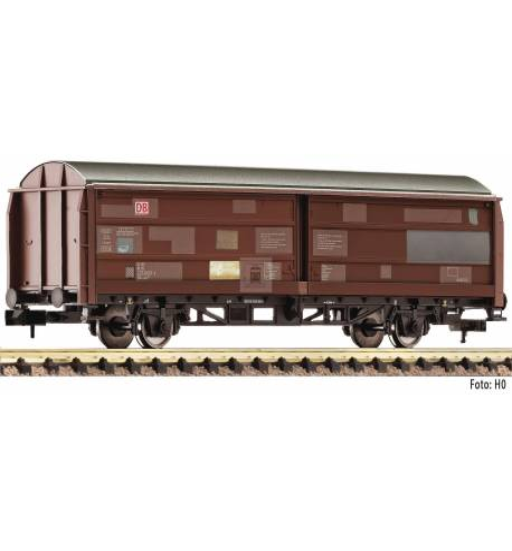 Fleischmann 833506 - Sliding wall wagon type Hbis 299 DB AG