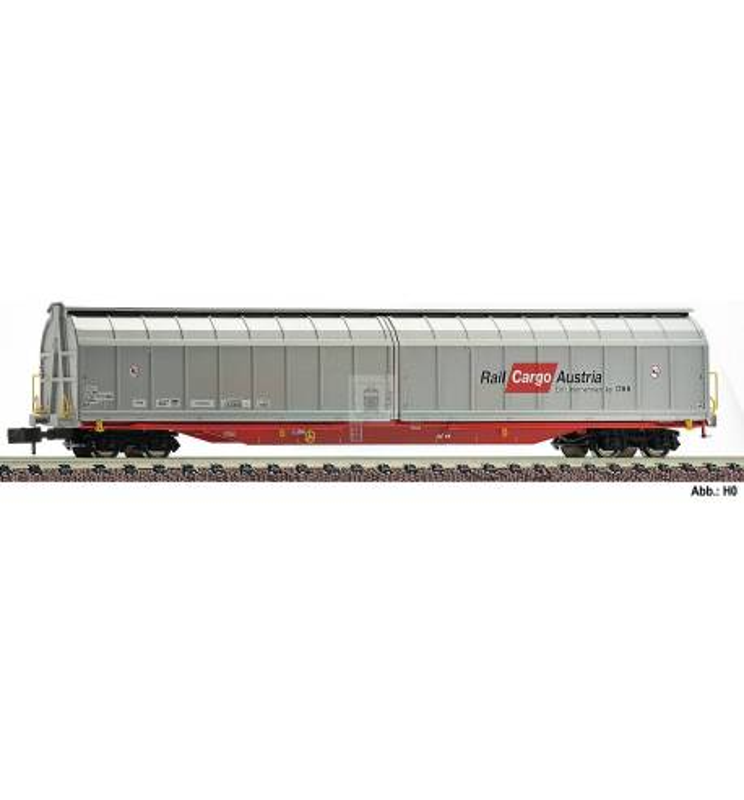 Fleischmann 838314 - High capacity sliding wall wagon type Habbillns ÖBB