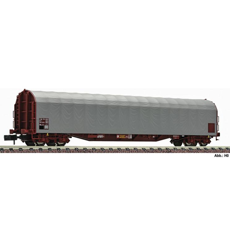 Fleischmann 837704 - Sliding tarpaulin wagon type Rils SNCF