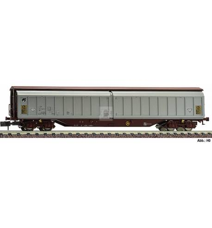 Fleischmann 838313 - High capacity sliding wall wagon type Habbillns FS