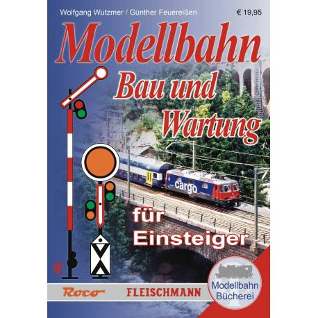 Fleischmann 81388 - Building and maintenance of model railway layouts for beginners