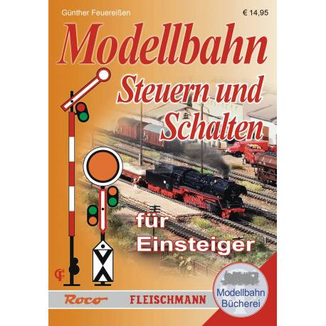 Fleischmann 81389 - Learn how to operate and switch on your model railway layout. A brochure for beginners