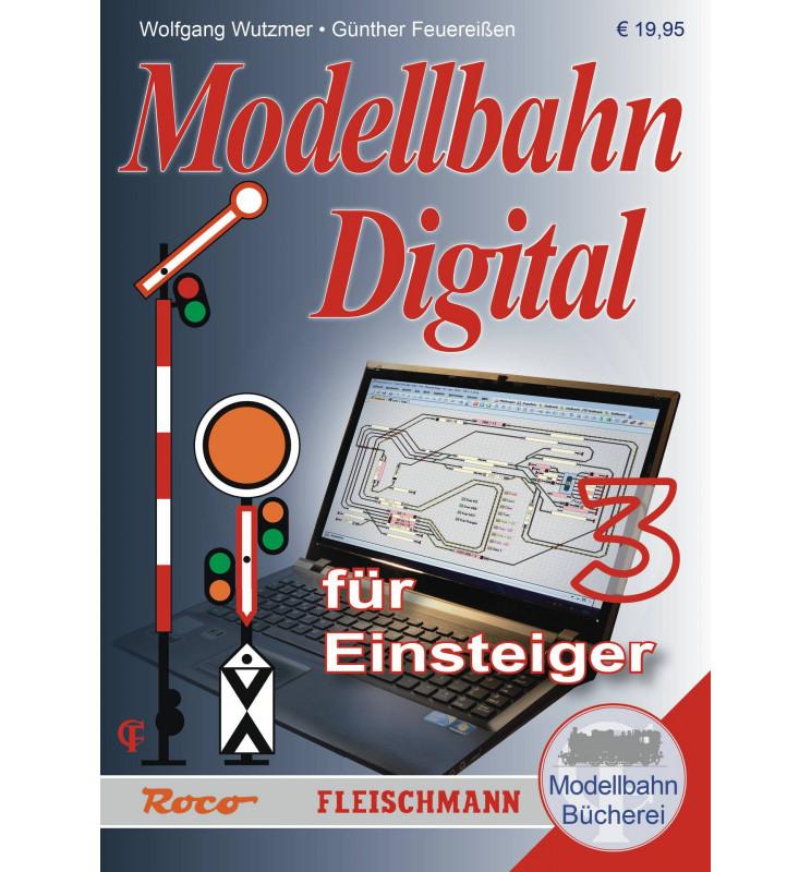 Fleischmann 81393 - Digital operations for beginners, Volume 3
