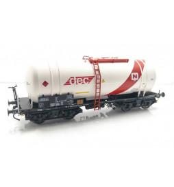 Robo 13054021 - Wagon cysterna Zaes (406Rb) PKP, ep. V, DEC/CPN