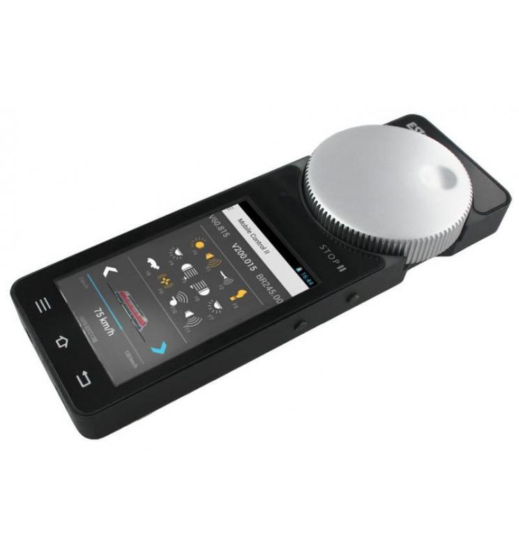 Manipulator Mobile Control II do centralki ECoS, niemiecki/angielski - ESU 50114