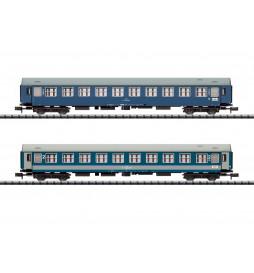 Trix 15371 - Orient Express Express Train Passenger Car Set