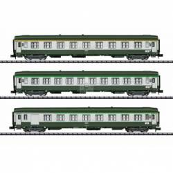 Trix 15372 - Orient Express Express Train Passenger Car Set