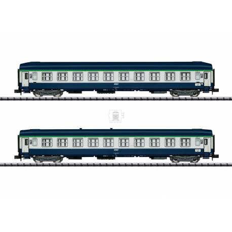 Trix 15373 - Orient Express Express Train Passenger Car Set