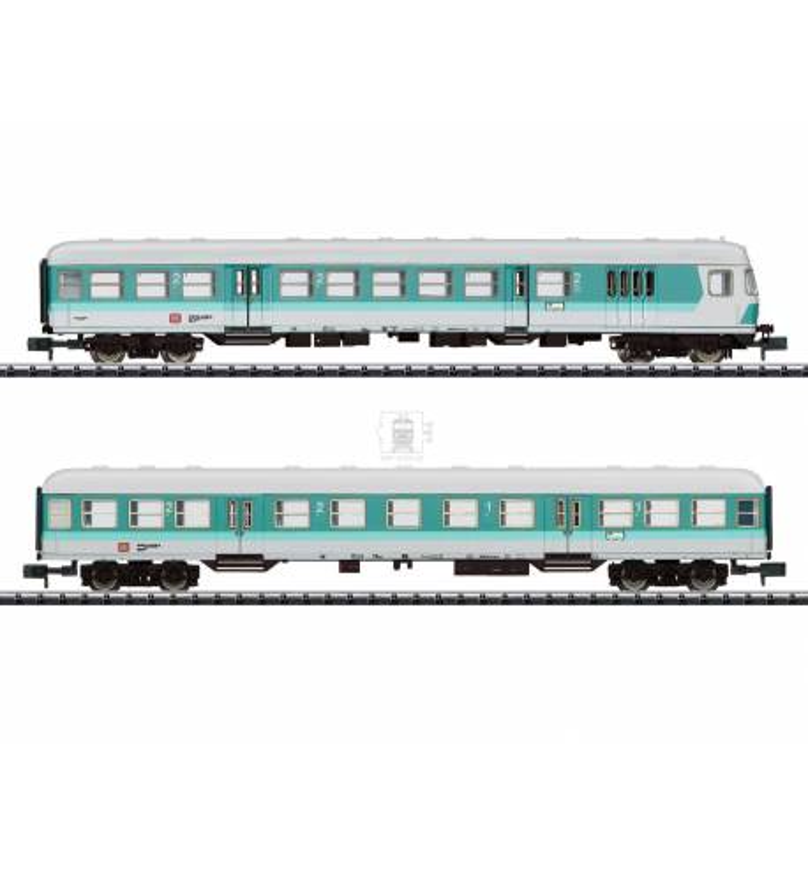 Trix 15467 - Passenger Car Set