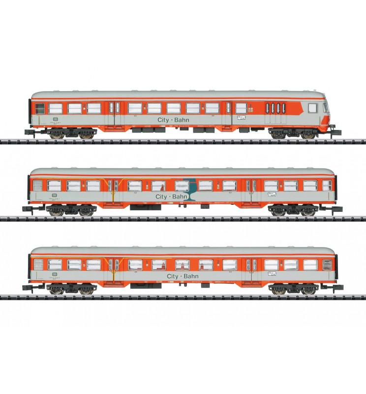 Trix 15474 - City Bahn Car Set