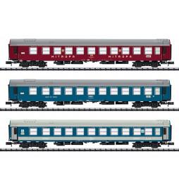 Trix 15996 - Baltic-Orient Express Express Train Passenger Car Set