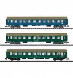 Trix 15997 - Baltic-Orient Express Express Train Passenger Car Set