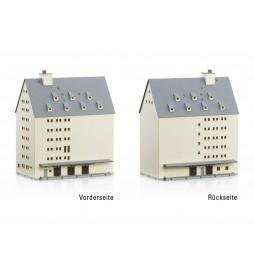 Trix 66329 - Eckartshausen Grain Elevator Building Kit