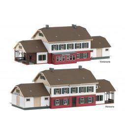 Trix 66337 - Himmelreich Station Building Kit
