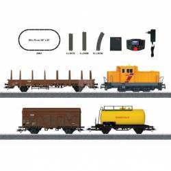 Marklin 029467 - Danish Freight Train Digital Starter Set.
