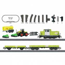 "Marklin 029652 - Märklin Start up -""Farming Train"" Starter Set. 230 Volts"