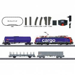 Marklin 029861 - Swiss Freight Train Digital Starter Set.