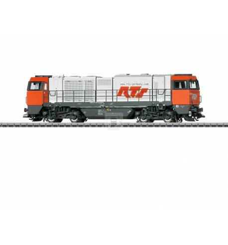 Marklin 037214 - Class G 2000 BB Vossloh Diesel Locomotive