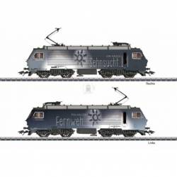 Marklin 037301 - Class Re 4/4 IV Electric Locomotive
