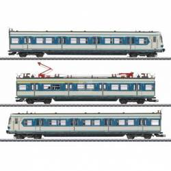 Marklin 037508 - Class 420 S-Bahn Powered Rail Car Train