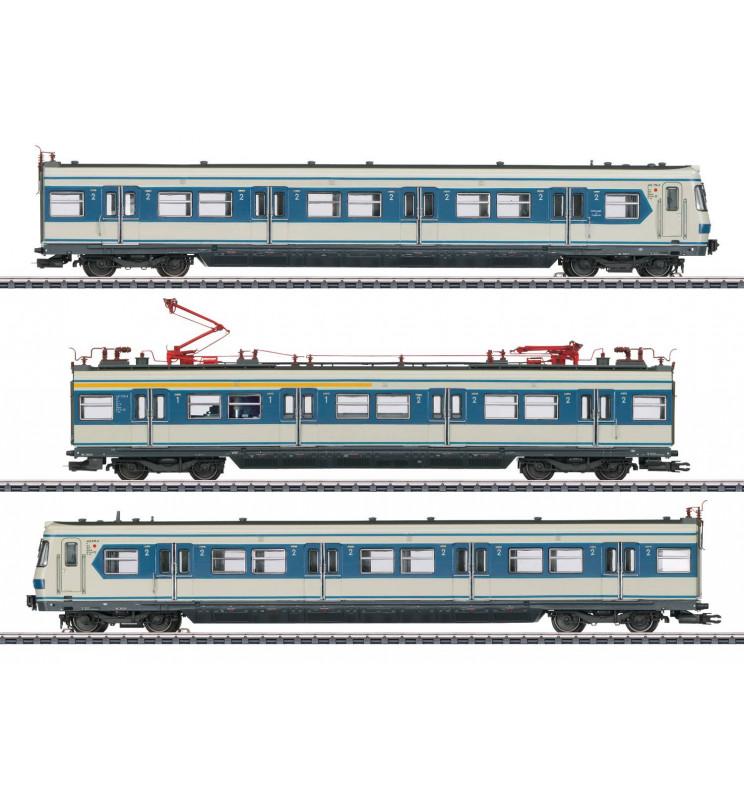 Marklin 037508 - Class 420 S-Bahn Powered Rail Car Train
