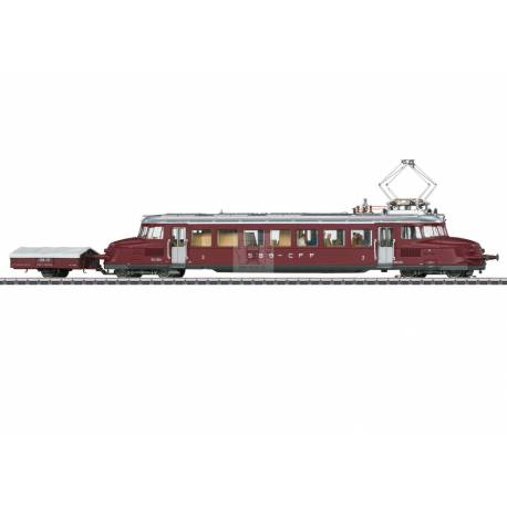 Marklin 037869 - Class RCe 2/4 Powered Rail Car