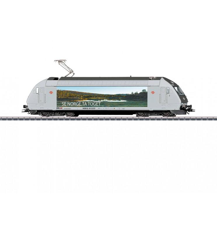 Marklin 039466 - Class EL 18 Electric Locomotive