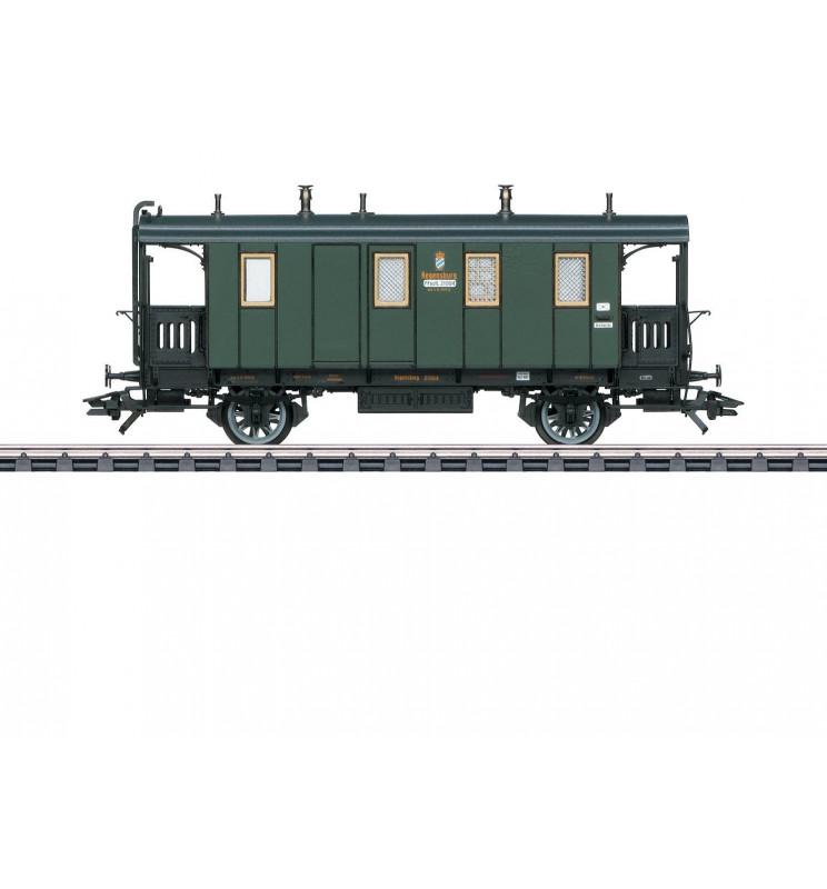 Marklin 042061 - Bawarski wagon pocztowo-bagażowy