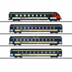 Marklin 042175 - Mark IV Express Train Passenger Car Set