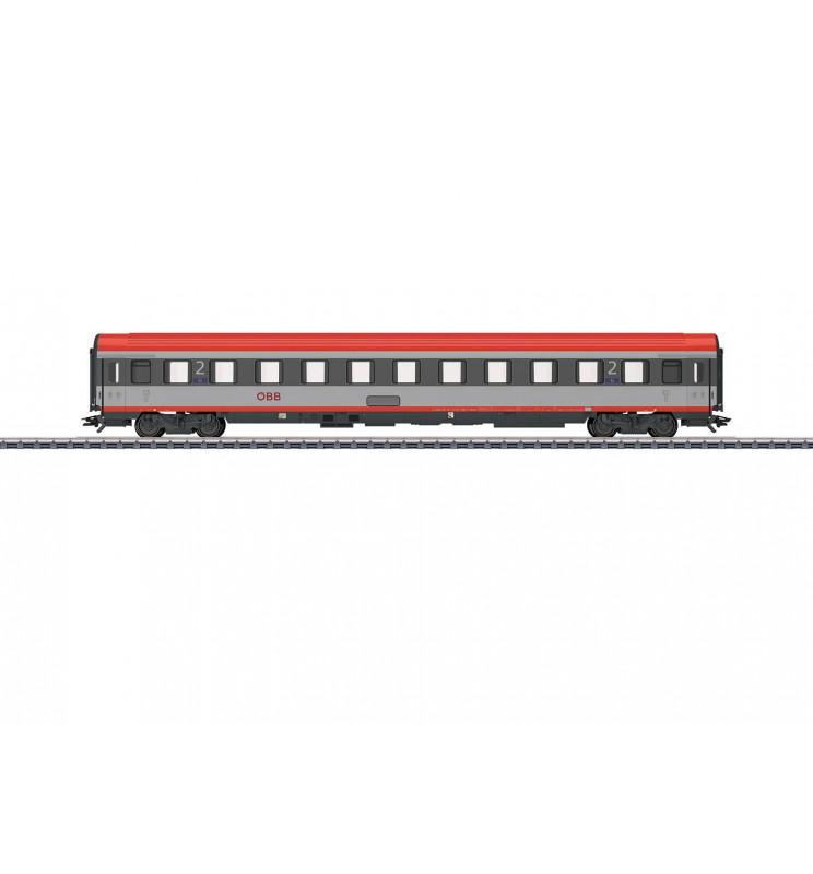 Marklin 042743 - Passenger Car, 2nd Class