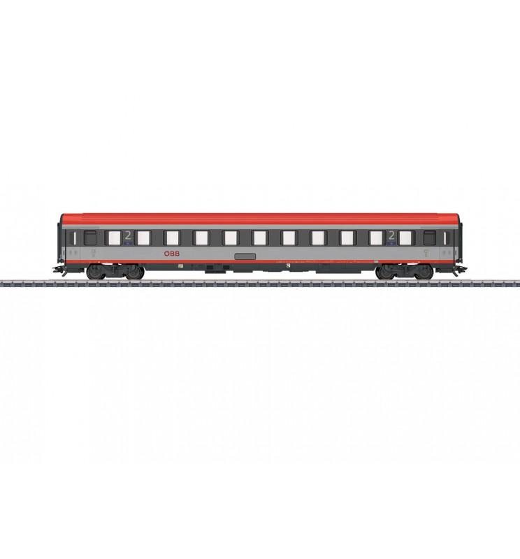 Marklin 042744 - Passenger Car, 2nd Class