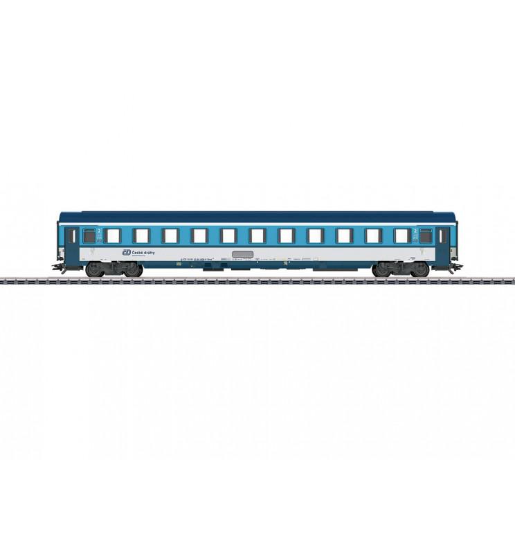 Marklin 042745 - Wagon osobowy Bmz CD