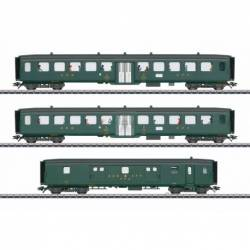 Marklin 043385 - D96 Isar-Rhône Express Train Passenger Car Set 2
