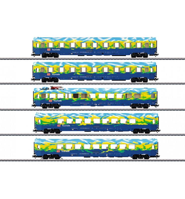 Marklin 043878 - Tourism Train Passenger Car Set