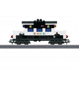 Marklin 044738 - Märklin Start up – Building Block Car with Sound and Light Building Blocks