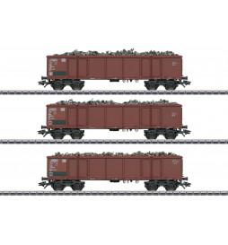 Marklin 046914 - Type Eaos 106 Freight Car Set