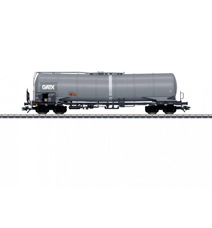 Marklin 047542 - Wagon cysterna Zans GATX