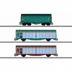 Marklin 047871 - Italy Era VI Freight Car Set