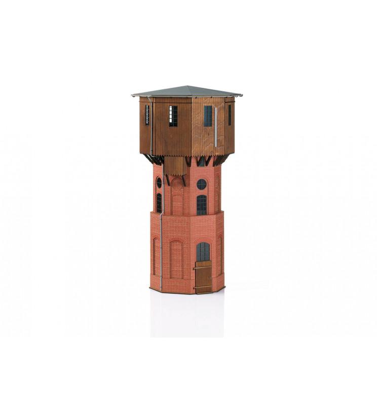 Marklin 056191 - Prussian Standard Design Water Tower Building Kit
