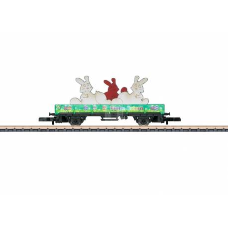 Marklin 080419 - Z Gauge Easter Car for 2019