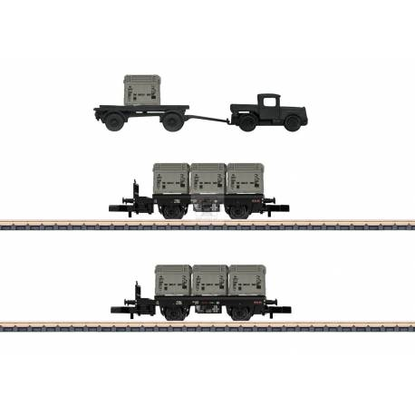 "Marklin 082329 - Von Haus zu Haus / ""From Door to Door"" Freight Car Set"