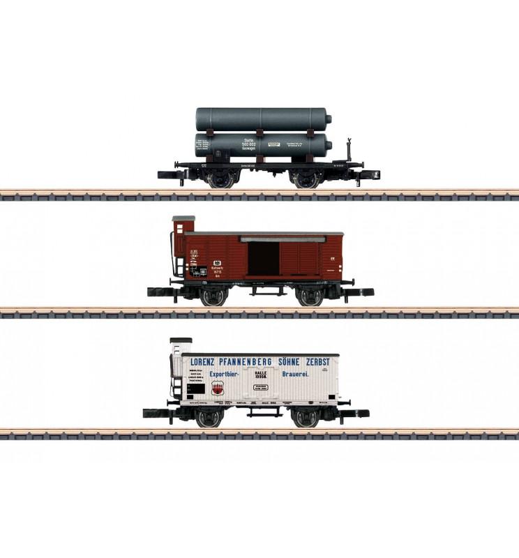 Marklin 086604 - K.P.E.V. Freight Car Set