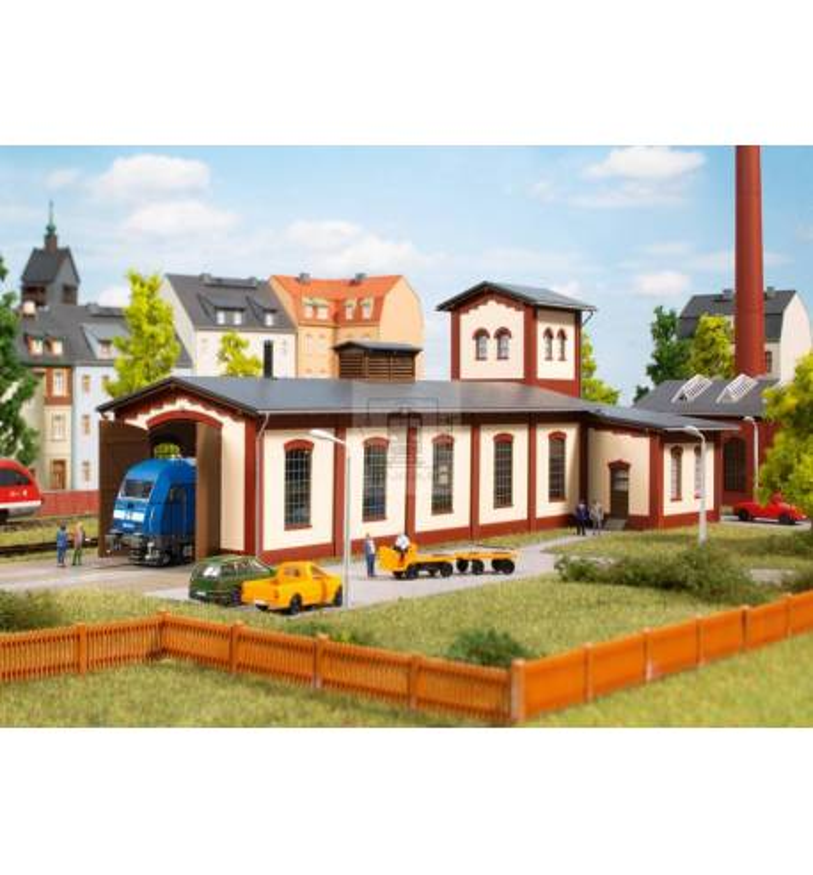 Auhagen 13345 - Lokomotywownia jednostanowiskowa TT